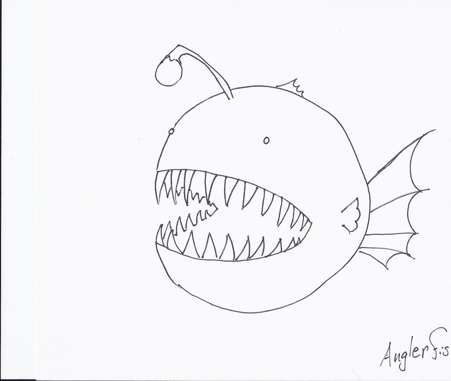 stone fish coloring pages - photo#5