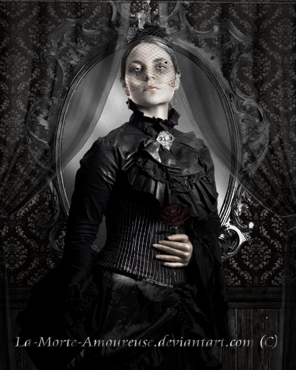 Black Widow by WhiteMiceAndSherbet