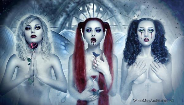 Dark Fates by WhiteMiceAndSherbet