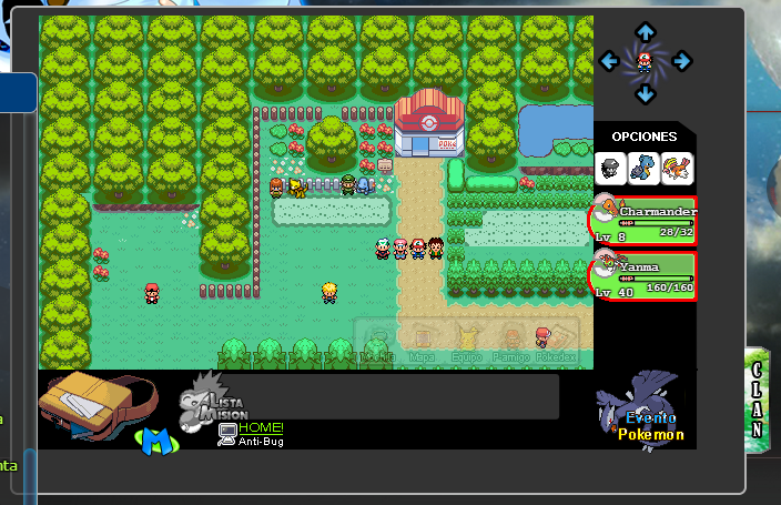 Pokemon Arion Online Juego Rpg Sprite By Ariongames On Deviantart