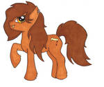 Clawdeen wolf pony