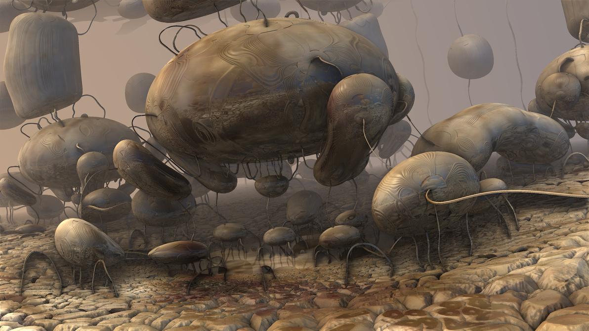 Bugs by piritipany