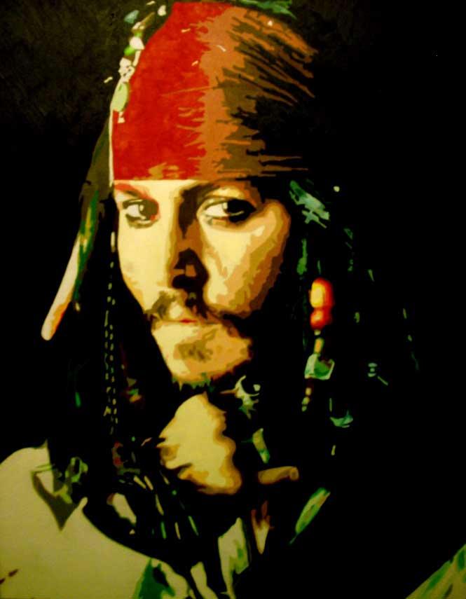 johnny depp jack sparrow tattoo. johnny depp jack sparrow