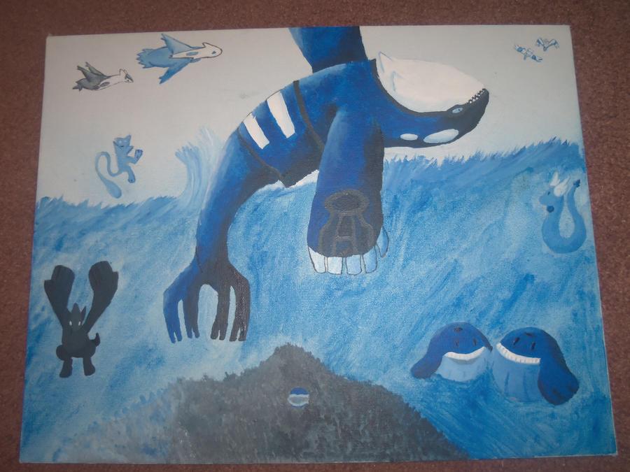 Monochromatic Blue by silverrose99 ...