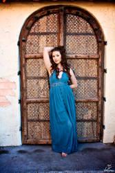 The Door Girl by zeta32