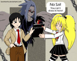 Playing Death Note