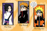Naruto: Who's the Star Now
