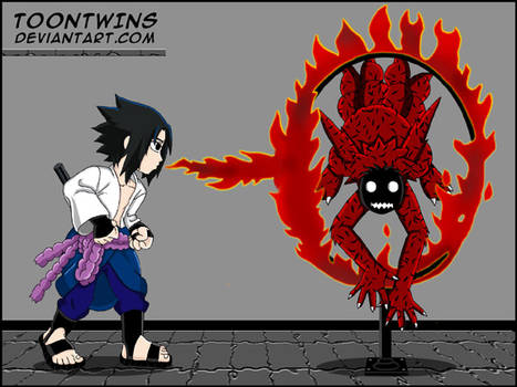 Kyuubi Training 201 by ToonTwins