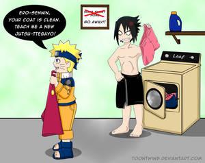 Laundry Mishap