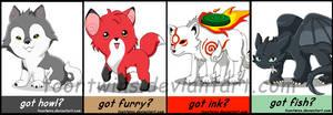 Got Badges -- Animals