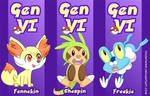 Generation VI Start by ToonTwins
