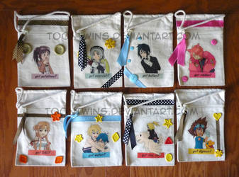 Got Canvas Bags 5 - People Bags by ToonTwins