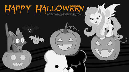 Halloween 2014 by ToonTwins