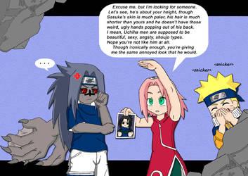Finding Sasuke