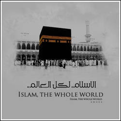 Islam, the whole world by amuna92