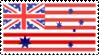 Ausmerica Stamp by AlClair