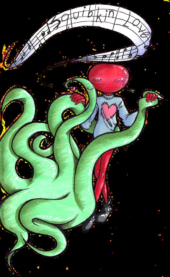 Squibkin Love by AlClair