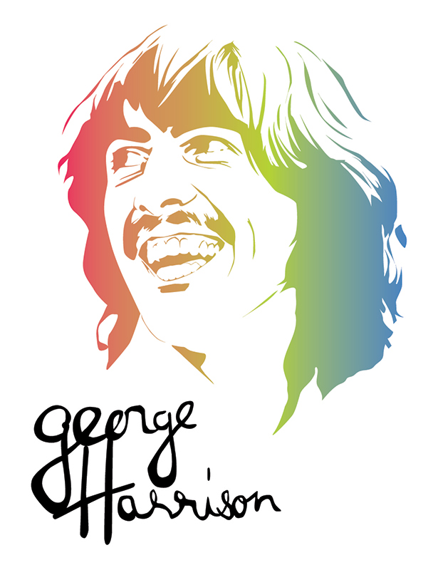 George Harrison by irem-altan