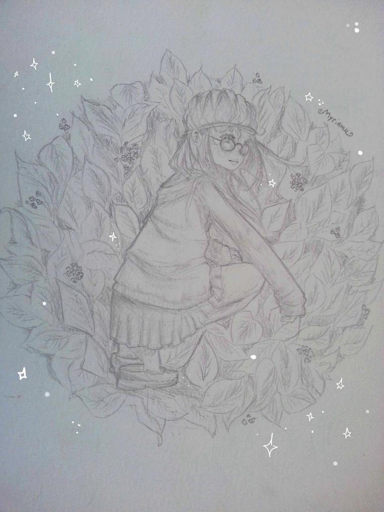 lilium by Myriamu