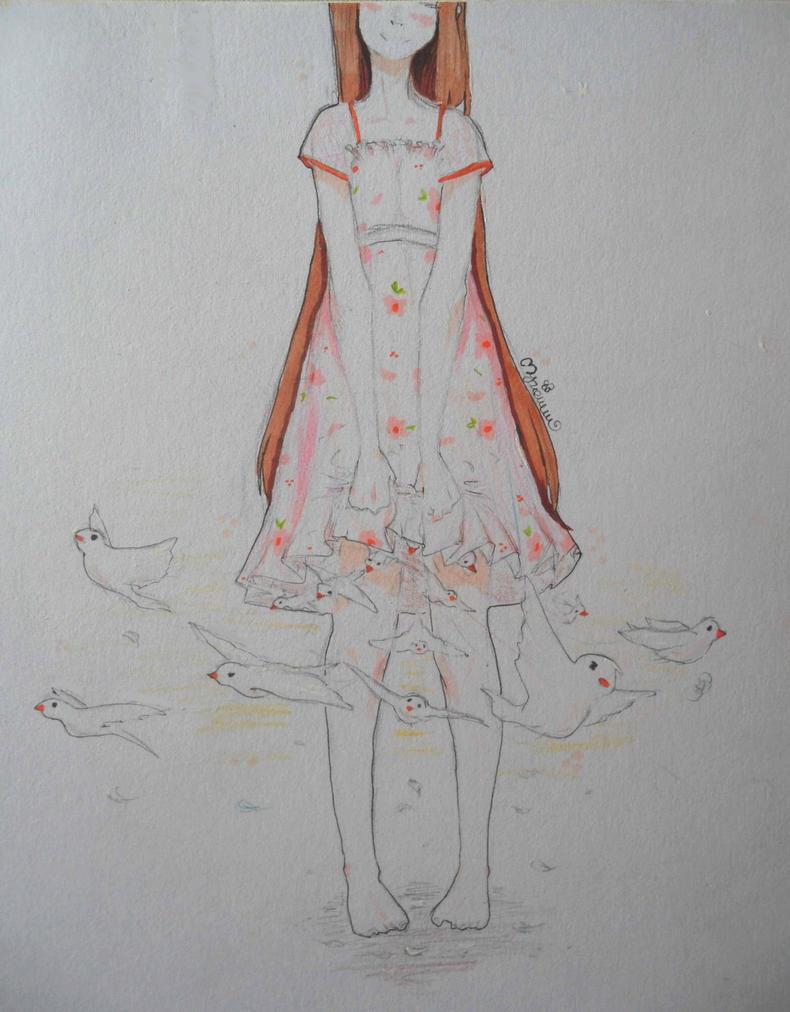 feminine by Myriamu