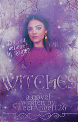 Witches Wattpad cover by Riina by OfficialRiina