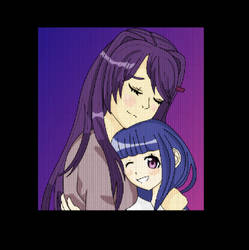 Request: Yuri and Rika