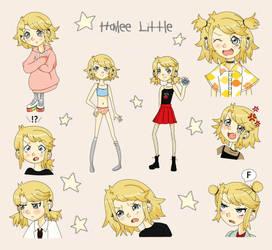 Oc: Hailee Little