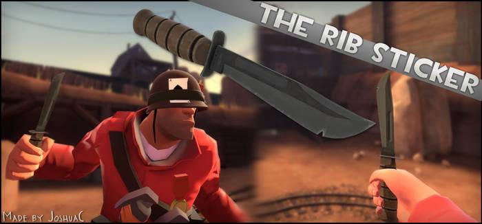 Meet The Rib Sticker