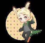 Chibi Bunny Draco