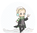 Chibi Draco - Baby bird