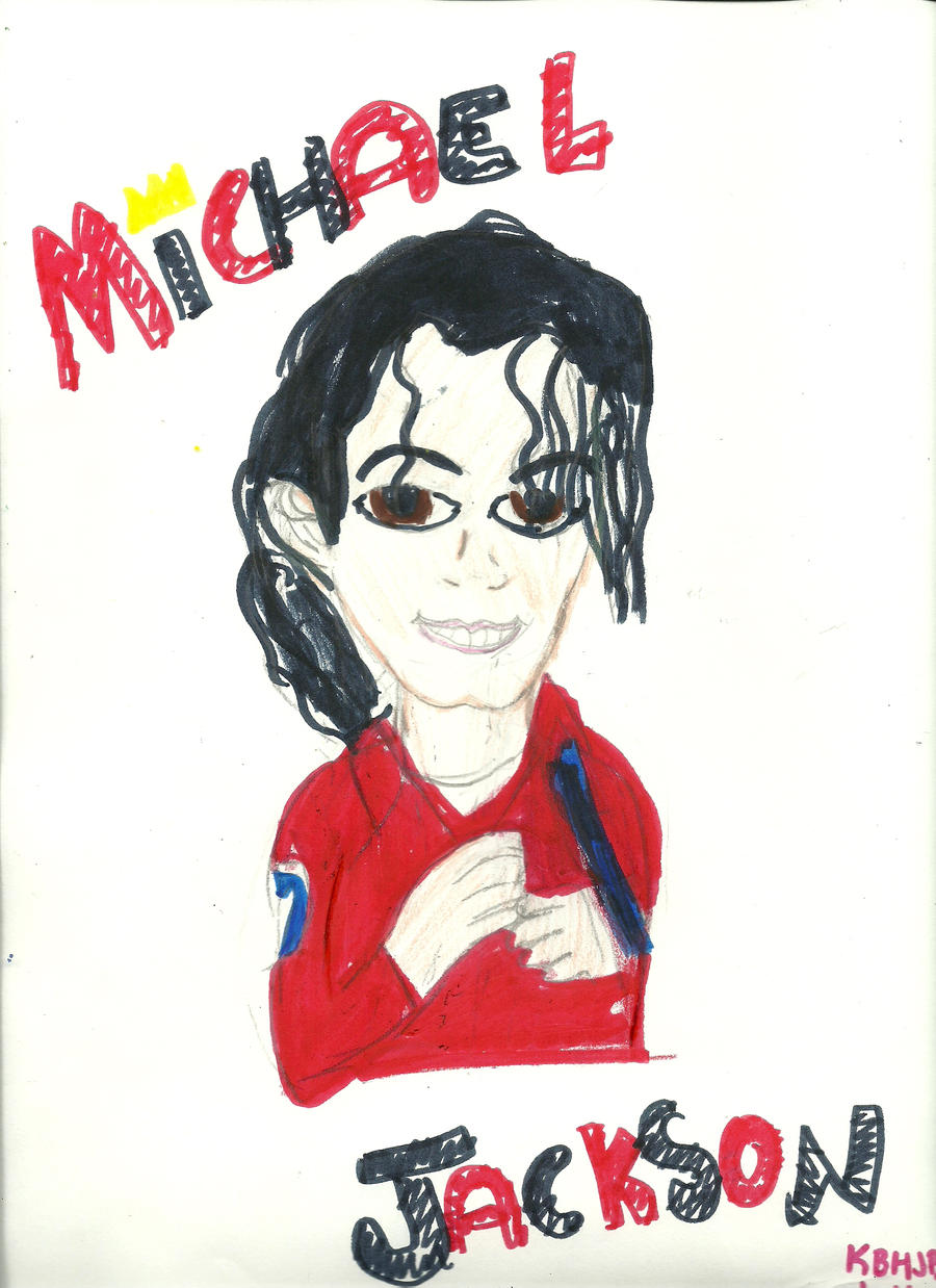 Michael Jackson_Bad Era by karutimburtonfan