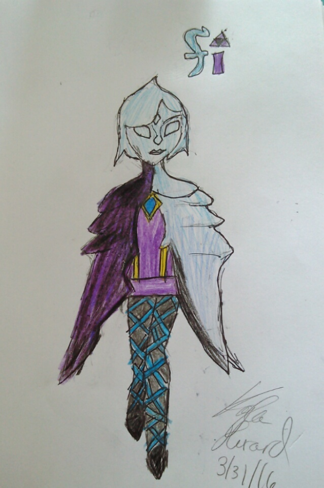 Mistress Fi by karutimburtonfan