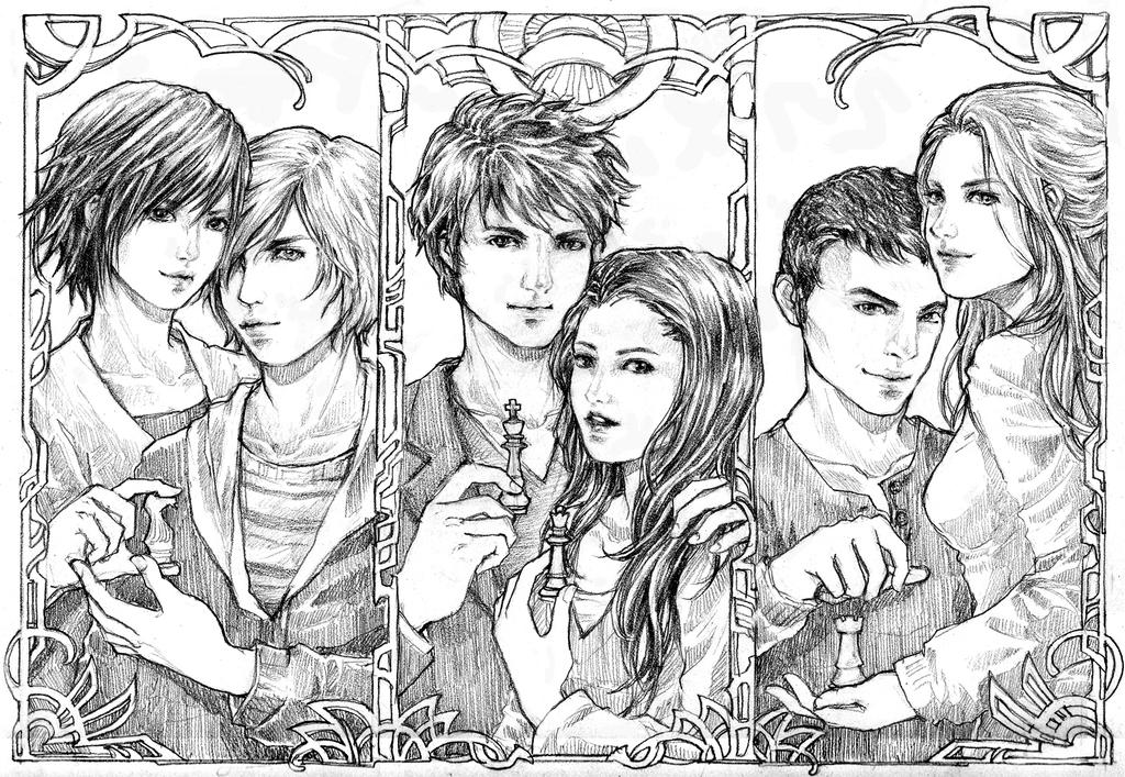 Twilight coloring book pages ~ twilight: breaking dawn sketch by chibi-oneechan on DeviantArt