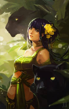 Jungle Lilly