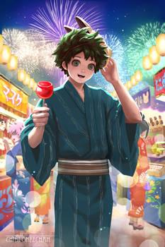 Sweet Midoriya