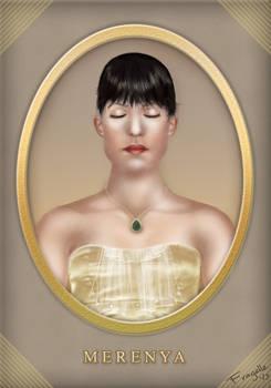 Merenya - portrait version