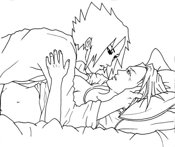 Hate Me, Sakura? LINEART by theredphantom