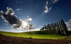 uphill by Lunox-baik