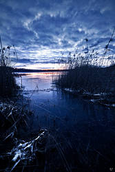 .: blue :. by Lunox-baik
