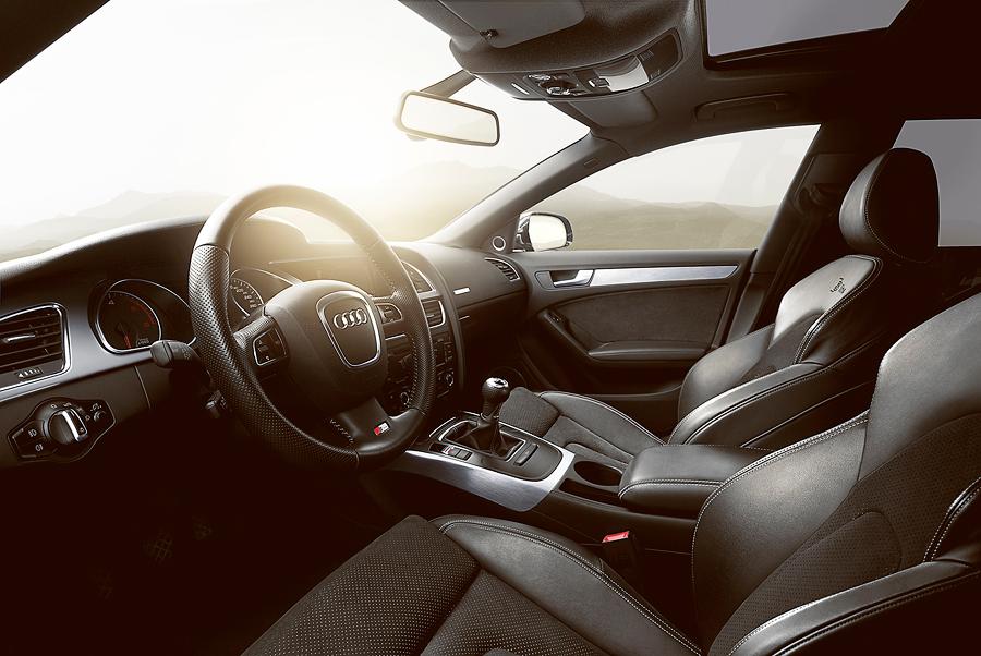 Audi A5 Sportsback Interior by Lunox-baik