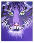Lavender Tiger