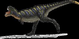Aucasaurus Running 01