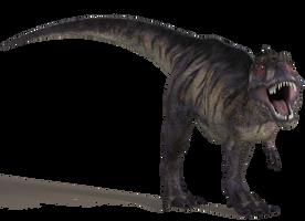 Tyrannosaurus 01 by 2ndecho
