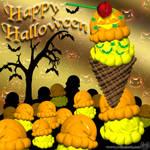 Pumpkin Ice Cream Patch