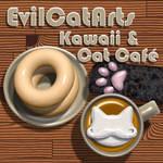 Kawaii and Cat Cafe