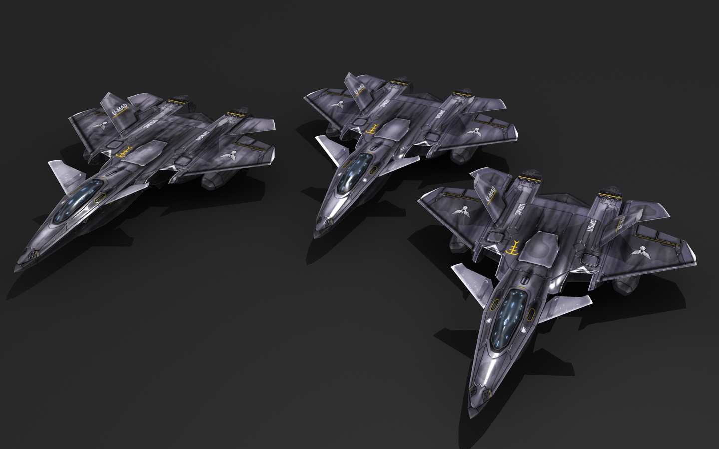 FFR-31 Sylphid (Concept art/Custom version) by Helge129