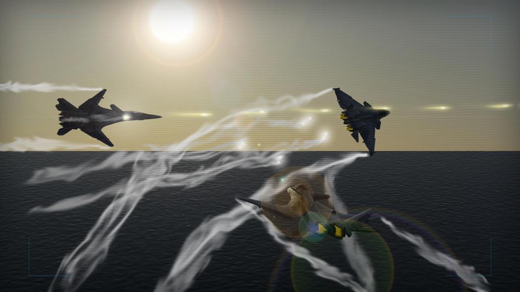 Air rage by Helge129