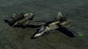 F-53 Firehawk by Helge129