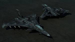 Eurofighter-3000 Hurricane by Helge129