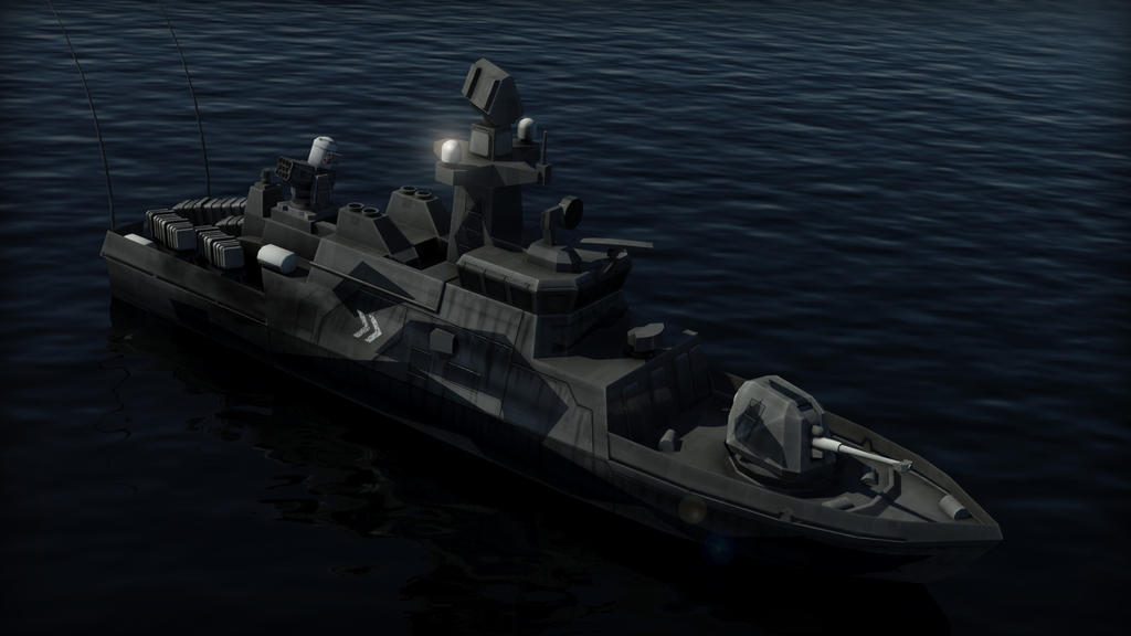 Fast Attack Craft *Updated*